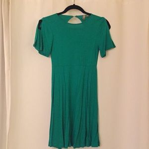 ASOS Green Dress